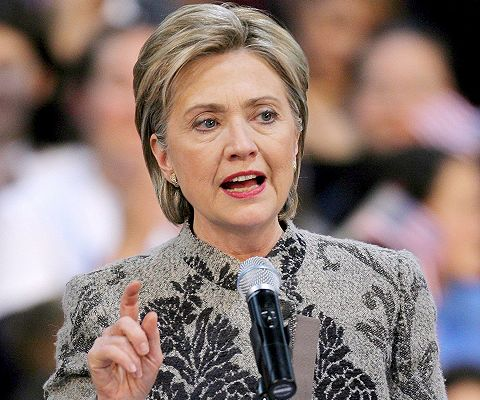 US Secretary of State Hillary Clinton has added her voice to those ...