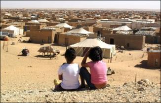 Tindouf camps, southwest Algeria